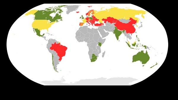 Which countries have restricted homeschooling